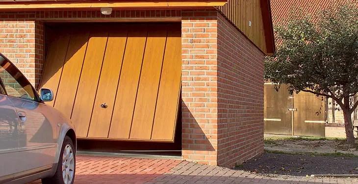 garage door types pros and cons