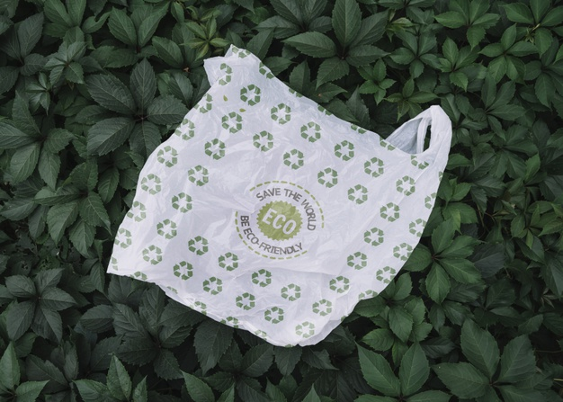process of making biodegradable plastic bags