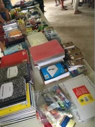 9 school supplies +