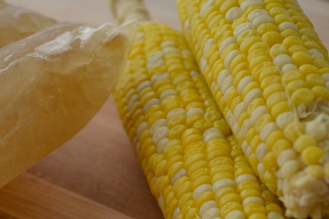 Corn Broth