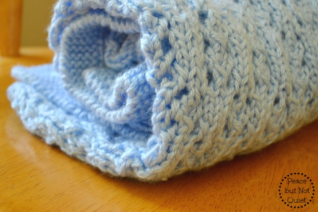 The Snowflake Knitting Pattern Redux Peace But Not Quiet