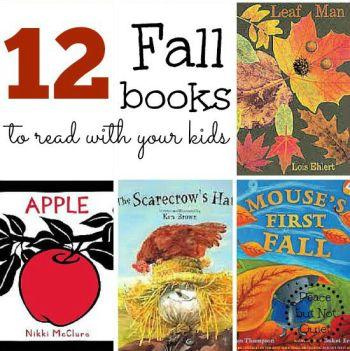 12 Fall Books for Kids