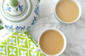 The Best Christmas Tea Cocktail in The History of Ever