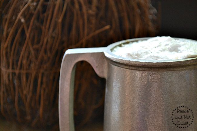 Hey, Muggles! Try this delicious butterbeer recipe for a fun treat that will delight kids of all ages (but especially Harry Potter fans).