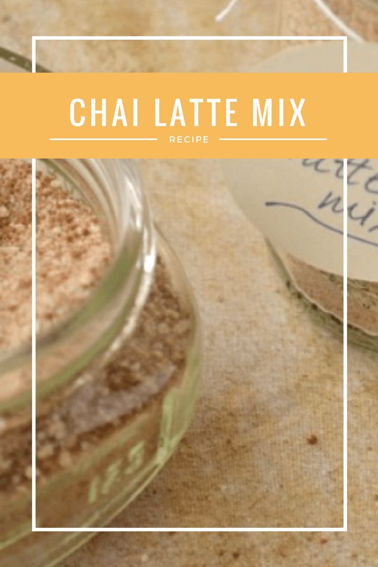 Try this delicious chai latte recipe to make your own chai tea lattes at home!