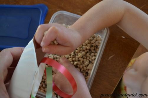 bean filling
