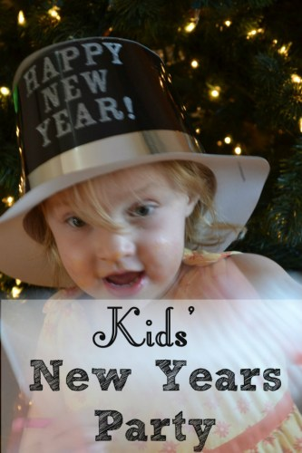 Kids' New Year's Eve Party