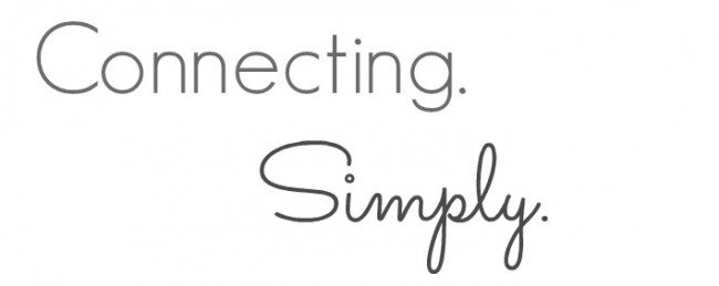 Connecting Simply