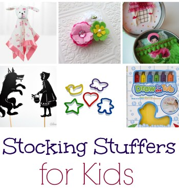 11 Stocking Stuffer Ideas for Kids