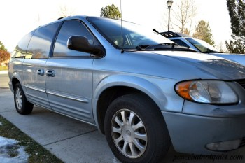 Financial Peace and Temperamental Minivans