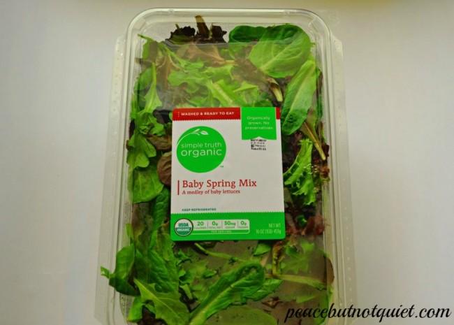 green salad recipes