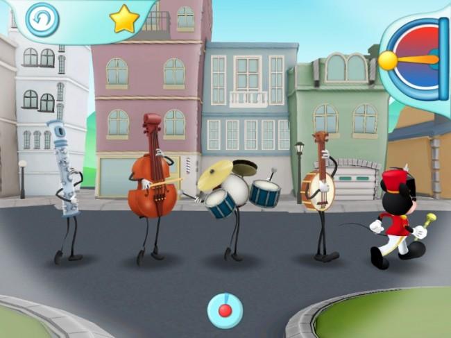 screenshot mickey art world