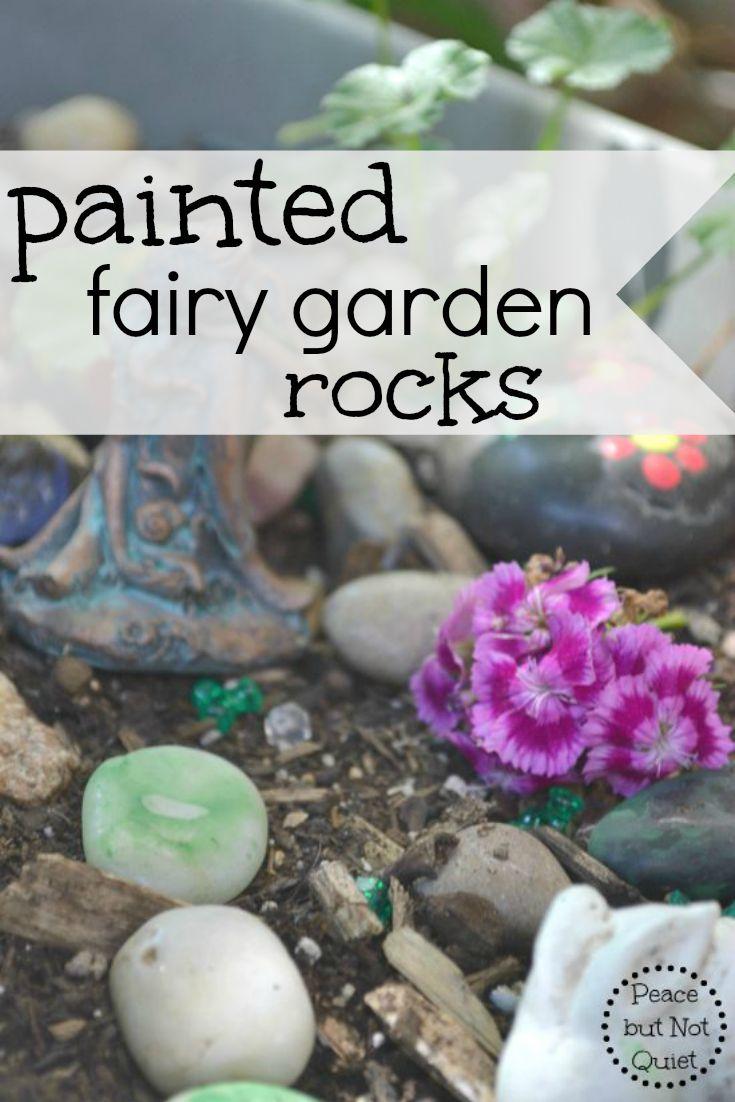 garden rocks peace but not