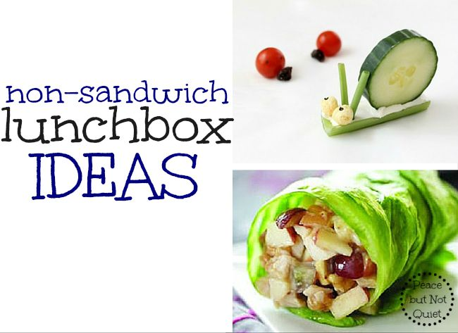 non-sandwich ideas-2 pix