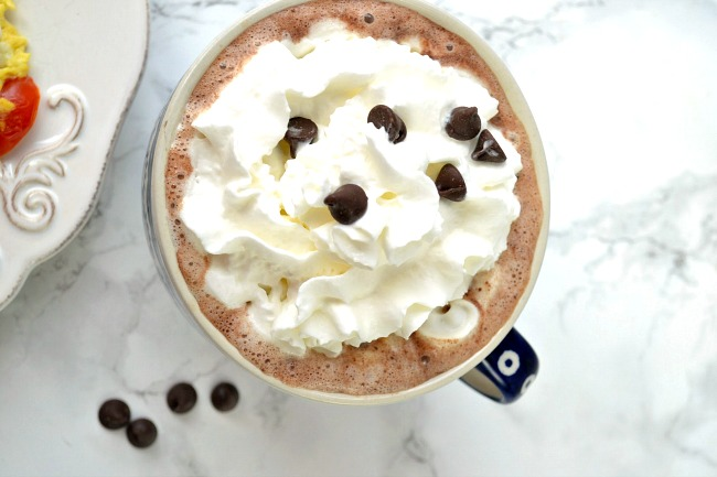 The Best Hot Chocolate Recipe Ever