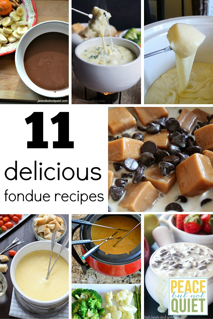 Fondue Dinner Party Ideas Part - 28: These Fondue Recipes Are Great For Family Dinners Or Parties!