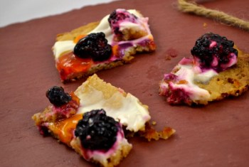 Yoghurt Fruit Tarts