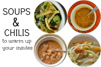 Crock Pot Recipes — Slow Cooker Soups and Chilis To Warm Up Your Insides