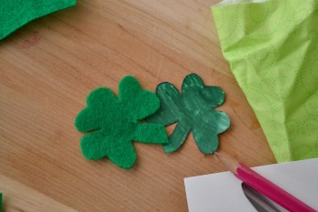 Last Minute Shamrocks