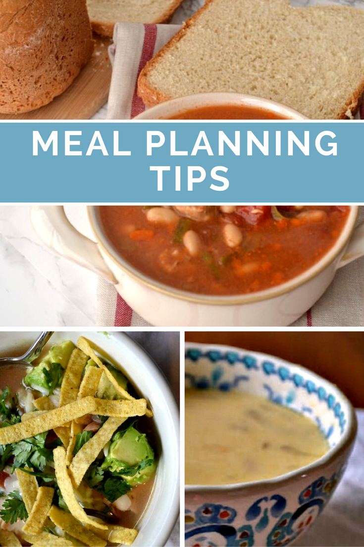 this meal planner makes my crazy life a little easier!