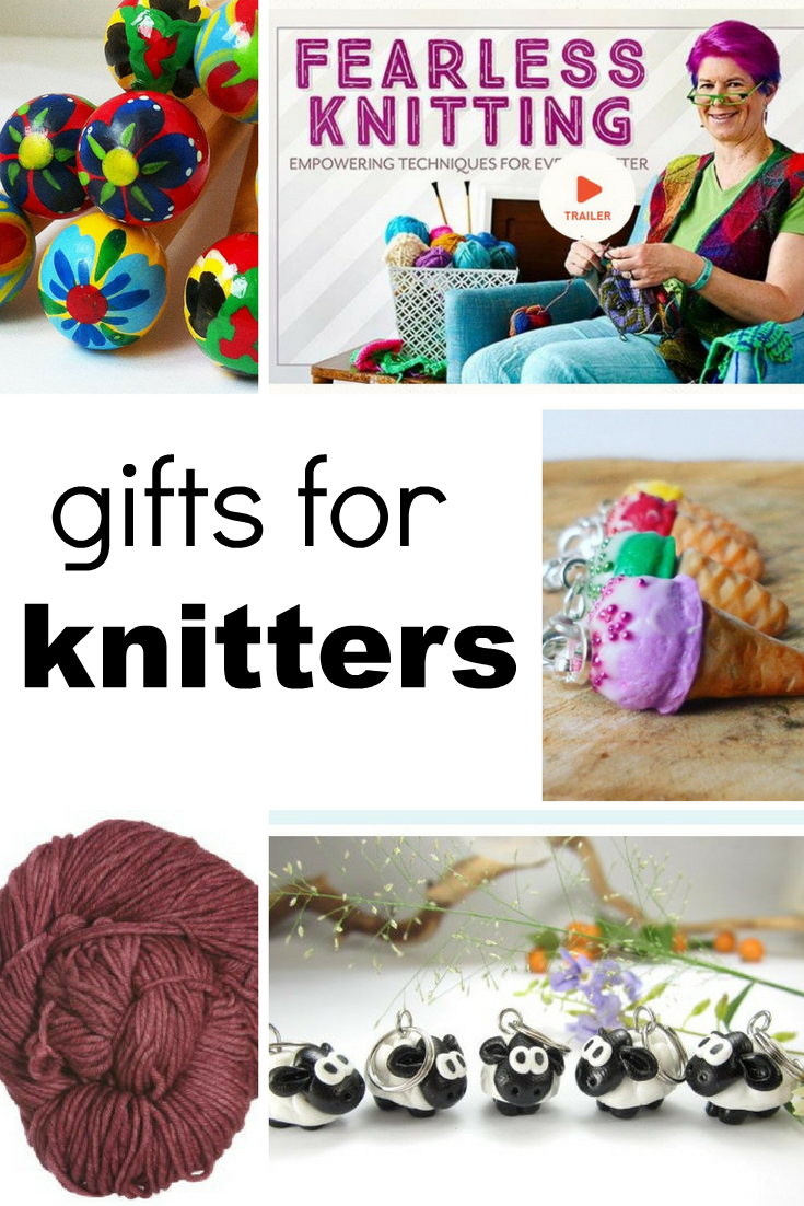 9 gifts for knitters