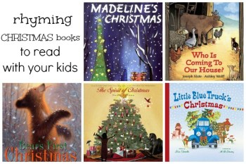 Make Your Kids Smile With These 9 Rhyming Christmas Books