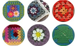 10 Beautiful Free Granny Squares to Crochet This Summer