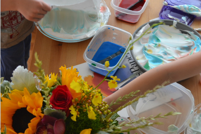 Five Easy Art Projects for Kids