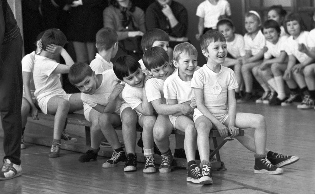 RIAN_archive_811640_Children's_sports_competitions