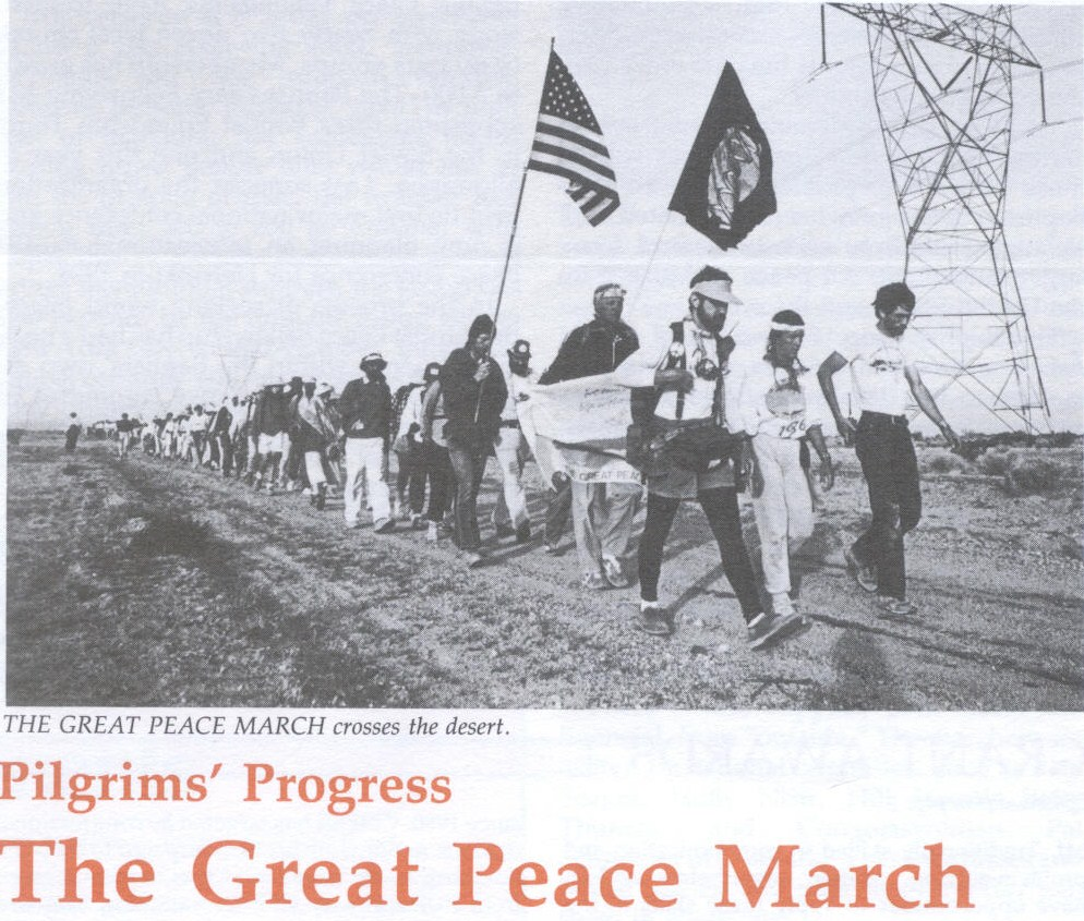Time for Another Great March? (3/3)