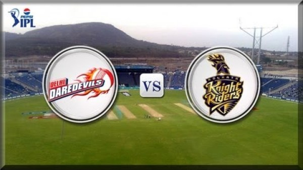 DD vs KKR Pepsi IPL 2013 Full Match Replay