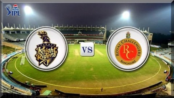KKR vs RCB Pepsi IPL 2013 Full Match Replay