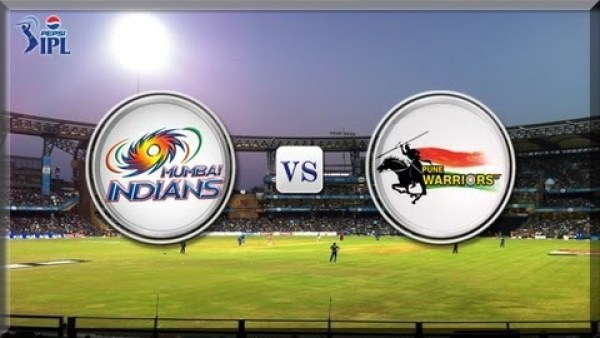 MI vs PWI Pepsi IPL 2013 Full Match Replay