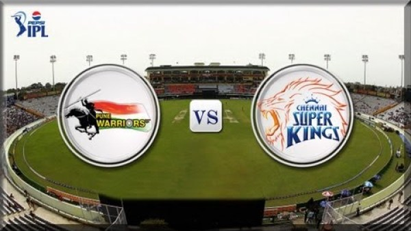 PWI vs CSK: Pepsi IPL 2013 Full Match Replay
