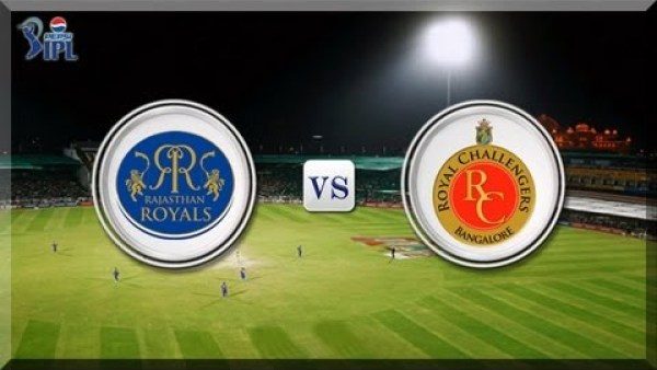 RR vs RCB Pepsi IPL 2013 Full Match Replay