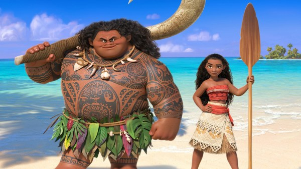 When Does Moana Come To Theaters