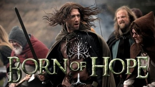 Born of Hope - A Light in The Darkness. Full Movie