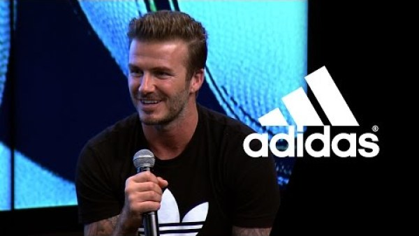 David Beckham predicts the FIFA World Cup™ Final -- The Dugout Live in Rio -- adidas Football