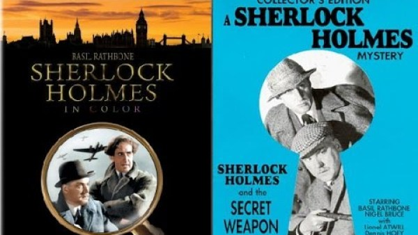Sherlock Holmes & The Secret Weapon Full Movie | Basil Rathbone, Sherlock Holmes |1943 Films Classic