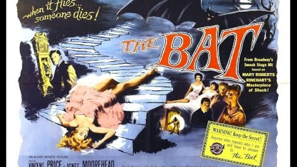The Bat Full Movie #Horror Thriller Mystery | Black & White English Full Movies | Hollywood Movies