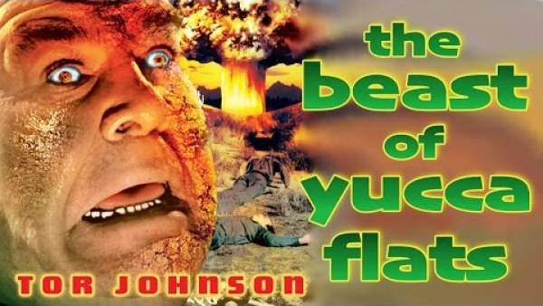 The Beast Of Yucca Flats | Tor Johnson Horror Movies | Hollywood Horror HD Movies