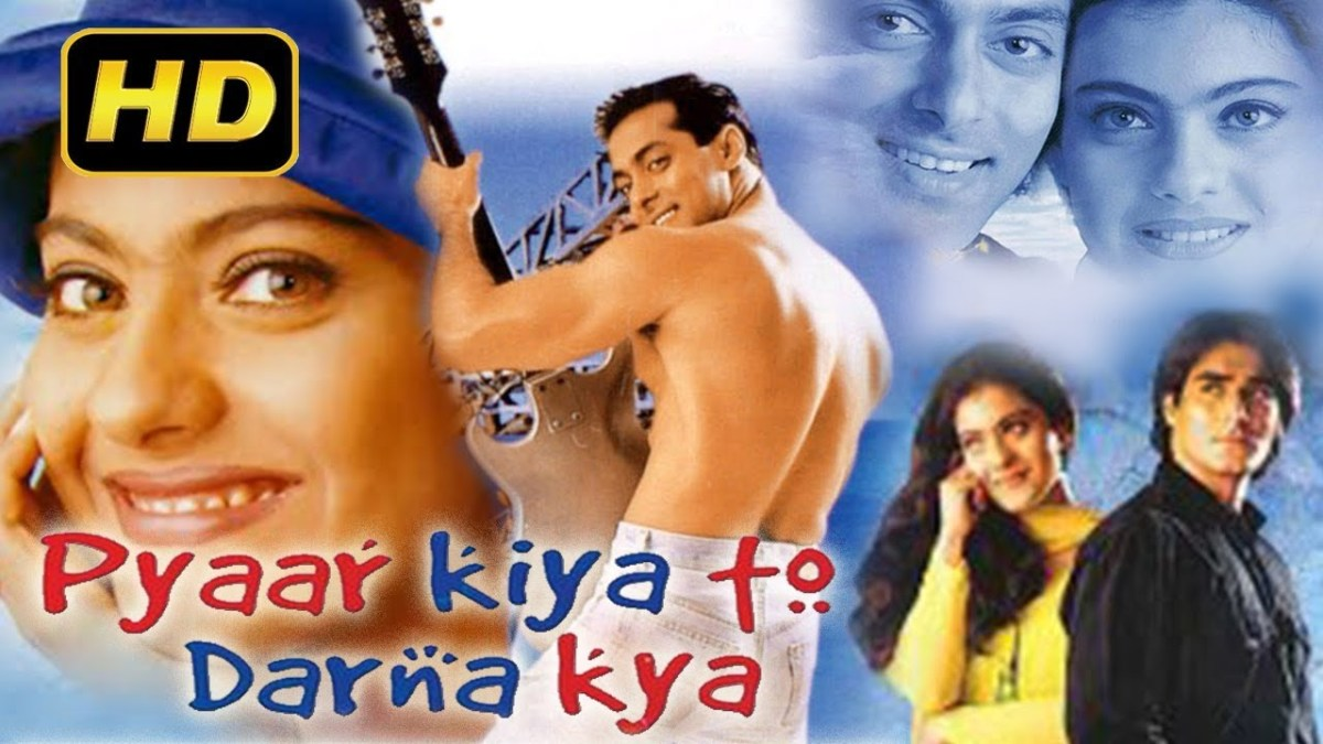 Pyaar Kiya To Darna Kya (1998) Full Hindi Movie | Salman Khan, Kajol, Arbaaz Khan, Dharmendra
