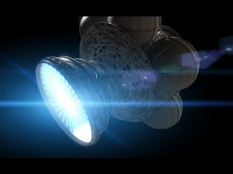 NASA's Propulsion Technology -  Light Speed Travel of the Future? (1080p) - Full HD
