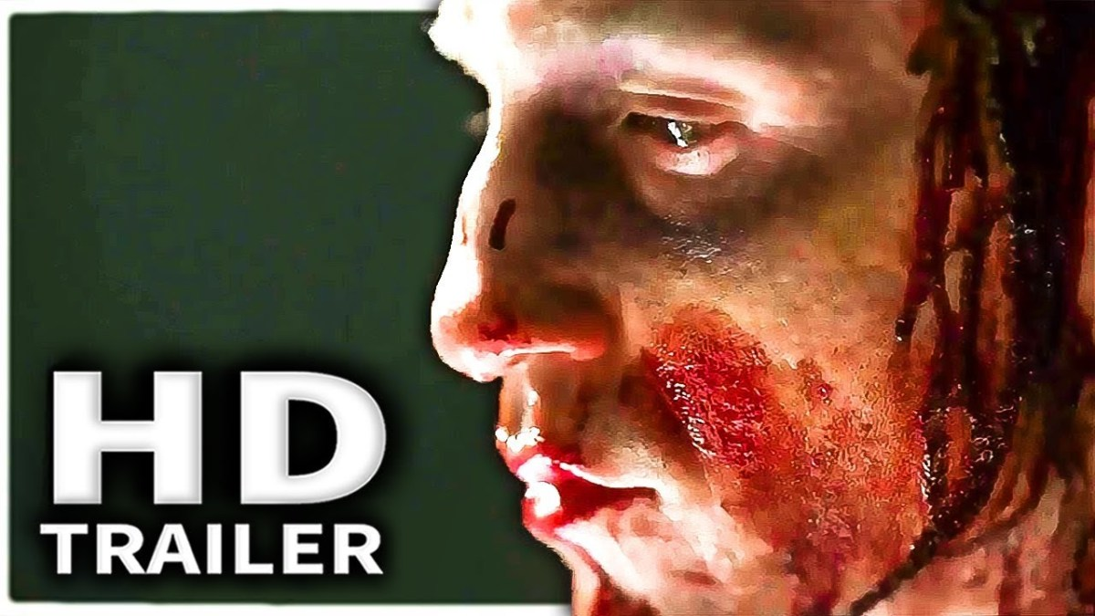THE PUNISHER Final Trailer (2017) Marvel
