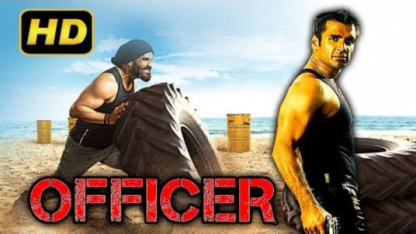 Officer 2001 | Full Hindi Movie | Sunil Shetty, Raveena Tandon, Sadashiv Amrapurkar