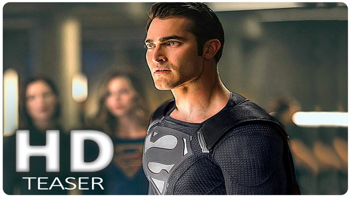 ELSEWORLDS Superman First Look (2019) New Arrowverse Crossover, CW DC Superhero Series HD