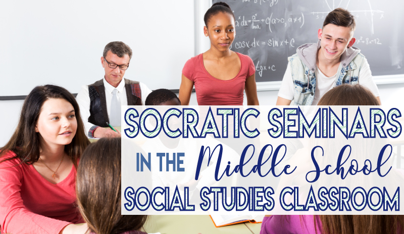 Socratic Seminars in the Middle School Social Studies Classroom