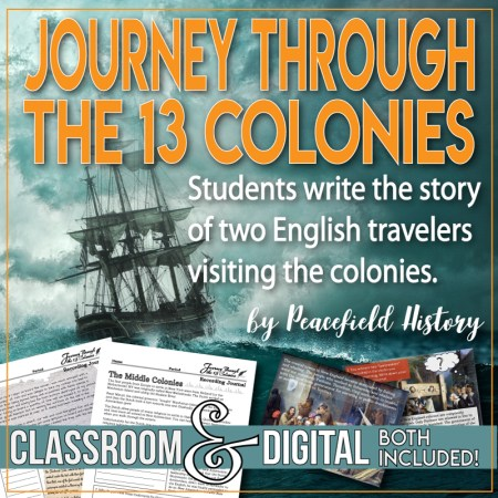 Students Journey Through the Colonies