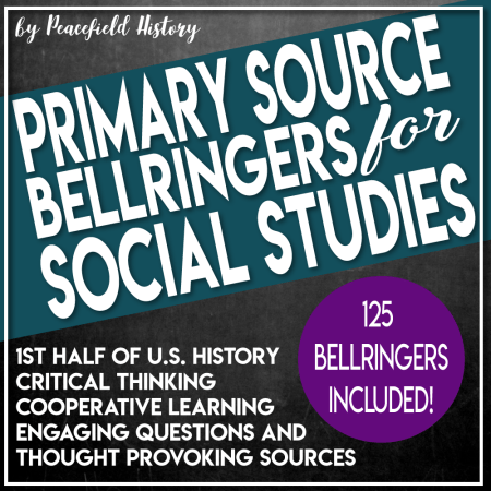 1st Half of U History Bell Ringers