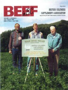 1999July_Stewardship Award